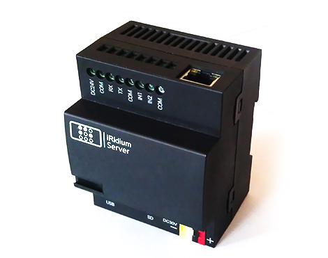 Сервер iRidium