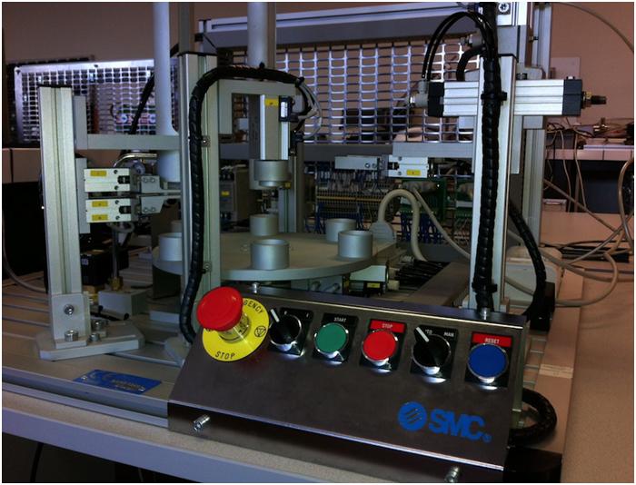 SMC IPC-202 bottle filler